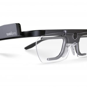 TobiiPro Glasses 2 Eye Tracker side